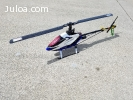TREX-500 flybarless Helicopter, BNF